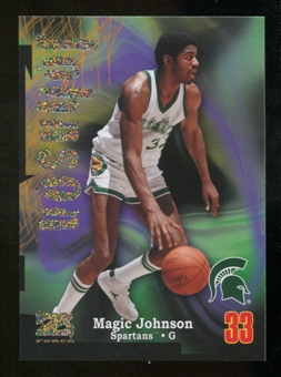 2012/13 Upper Deck Fleer Retro 97-98 Z-Force Rave #Z20 Magic Johnson /399