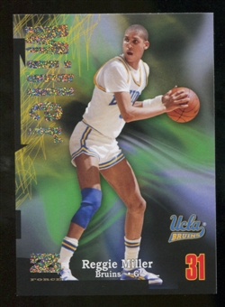 2012/13 Upper Deck Fleer Retro 97-98 Z-Force Rave #Z45 Reggie Miller /399