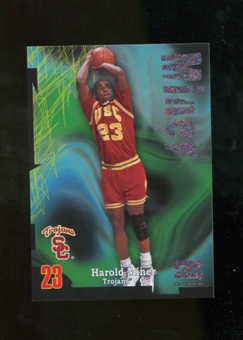 2012/13 Upper Deck Fleer Retro 97-98 Z-Force Rave #Z47 Harold Miner /399