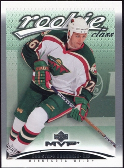 2003/04 Upper Deck #444 Christopher Brandner