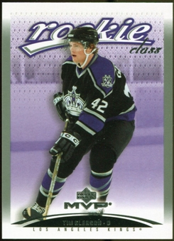 2003/04 Upper Deck #448 Tim Gleason