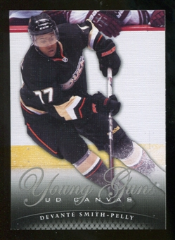 2011/12 Upper Deck Canvas #C91 Devante Smith-Pelly YG
