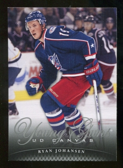 2011/12 Upper Deck Canvas #C97 Ryan Johansen YG