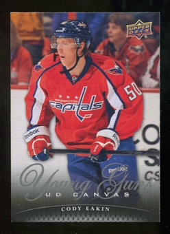 2011/12 Upper Deck Canvas #C211 Cody Eakin YG