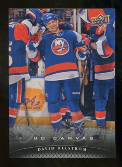 2011/12 Upper Deck Canvas #C220 David Ullstrom YG