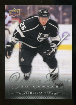2011/12 Upper Deck Canvas #C224 Viatcheslav Voynov YG
