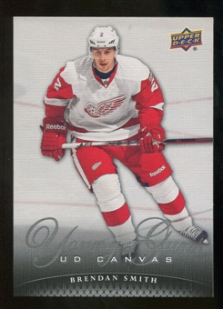 2011/12 Upper Deck Canvas #C228 Brendan Smith YG