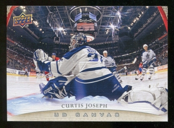 2011/12 Upper Deck Canvas #C252 Curtis Joseph RET