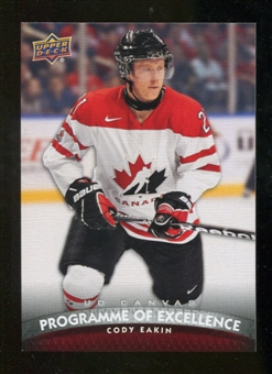 2011/12 Upper Deck Canvas #C259 Cody Eakin POE