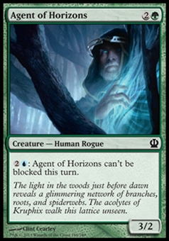 Magic the Gathering Theros Single Agent of Horizons - NEAR MINT (NM)