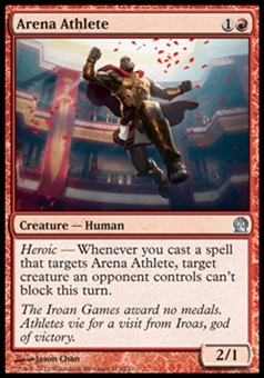 Magic the Gathering Theros Single Arena Athlete - NEAR MINT (NM)