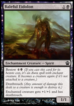 Magic the Gathering Theros Single Baleful Eidolon - NEAR MINT (NM)