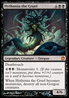 Magic the Gathering Theros Single Hythonia the Cruel - NEAR MINT (NM)