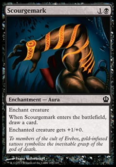 Magic the Gathering Theros Single Scourgemark - NEAR MINT (NM)