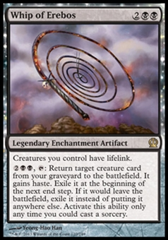 Magic the Gathering Theros Single Whip of Erebos - NEAR MINT (NM)