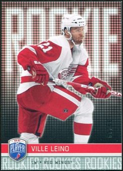 2008/09 Upper Deck Be A Player #RR316 Ville Leino XRC /99