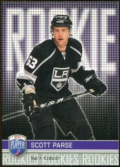 2008/09 Upper Deck Be A Player #RR333 Scott Parse XRC /99