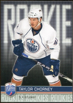 2008/09 Upper Deck Be A Player #RR336 Taylor Chorney XRC /99