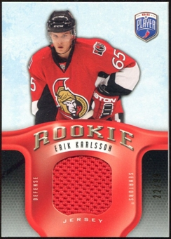 2008/09 Upper Deck Be A Player Rookie Redemption Bonus #RR304 Erik Karlsson Jersey /99