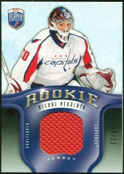 2008/09 Upper Deck Be A Player Rookie Redemption Bonus #RR317 Michal Neuvirth Jersey /99