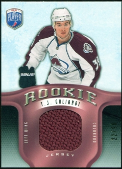 2008/09 Upper Deck Be A Player Rookie Redemption Bonus #RR326 T.J. Galiardi Jersey /99