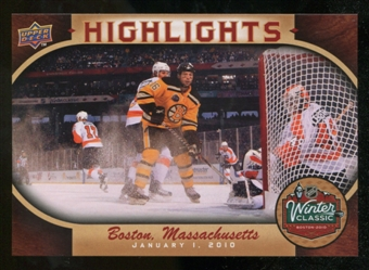 2010/11 Upper Deck Winter Classic Oversized #WC4 Marco Sturm