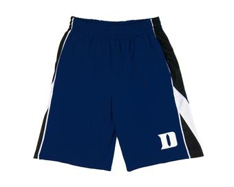 Duke Blue Devils Colosseum Blue Apex Shorts (Adult XL)