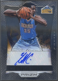2012/13 Panini Prizm #10 Kenneth Faried Auto