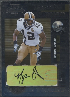 2006 Playoff Contenders #218 Marques Colston Rookie Auto