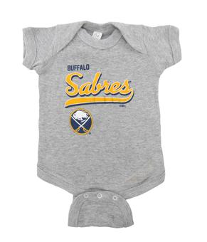 Buffalo Sabres Soft As A Grape Grey Creeper