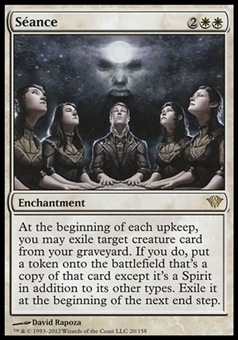Magic the Gathering Dark Ascension Single Séance - NEAR MINT (NM)
