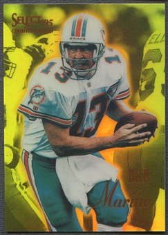 1995 Select Certified #30 Dan Marino Mirror Gold