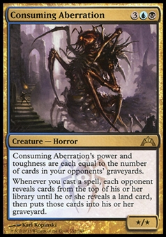 Magic the Gathering Gatecrash Single Consuming Aberration - NEAR MINT (NM)