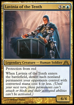 Magic the Gathering Dragon's Maze Single Lavinia of the Tenth x4 (Playset)