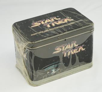 Star Trek 25th Anniversary Final Frontier Set Tin (1991 Impel)