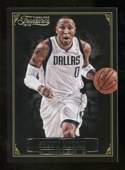 2012/13 Panini Timeless Treasures Silver #73 Shawn Marion /25