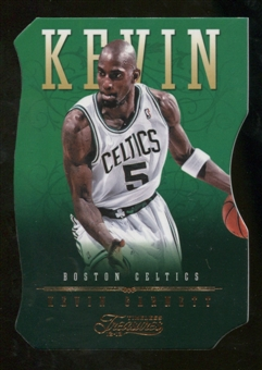 2012/13 Panini Timeless Treasures Three-Piece Puzzles #5A Kevin Garnett /199