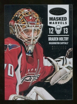 2012/13 Panini Certified #105 Braden Holtby MM /999