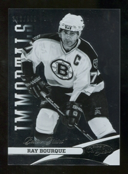 2012/13 Panini Certified #124 Ray Bourque IMM /999