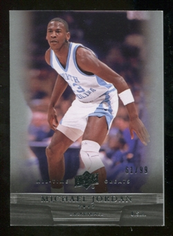2012 Upper Deck All-Time Greats #7 Michael Jordan /99