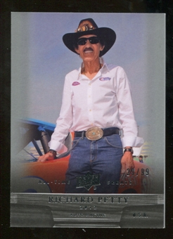 2012 Upper Deck All-Time Greats #56 Richard Petty /99