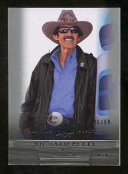 2012 Upper Deck All-Time Greats #58 Richard Petty /99