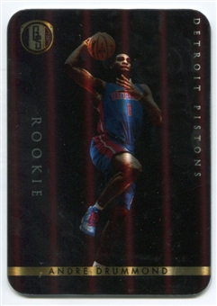 2011/12 Panini Gold Standard 2012 Draft Pick Redemptions #XRC9 Andre Drummond