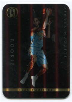 2011/12 Panini Gold Standard 2012 Draft Pick Redemptions #XRC20 Evan Fournier