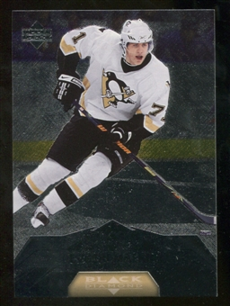 2007/08 Upper Deck Black Diamond #144 Evgeni Malkin