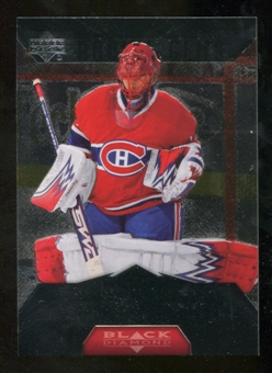 2007/08 Upper Deck Black Diamond #157 Jaroslav Halak