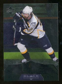 2007/08 Upper Deck Black Diamond #178 Peter Forsberg
