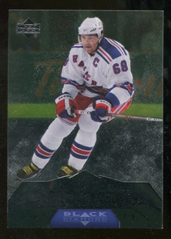 2007/08 Upper Deck Black Diamond #180 Jaromir Jagr