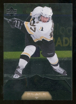 2007/08 Upper Deck Black Diamond #182 Sidney Crosby