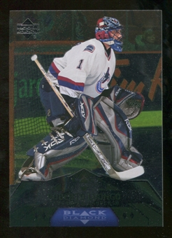 2007/08 Upper Deck Black Diamond #188 Roberto Luongo